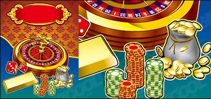 Vector material money game Free CDR Vectors Art