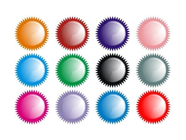 Dccanim Shiny Star Free CDR Vectors Art