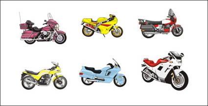 Vector Motorcycle Free CDR Vectors Art