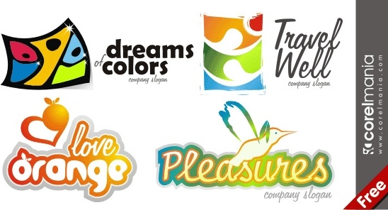 Free Logo Free CDR Vectors Art