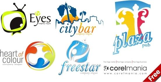 Logos Free CDR Vectors Art