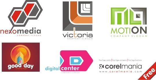 Sample Logo Free CDR Vectors Art