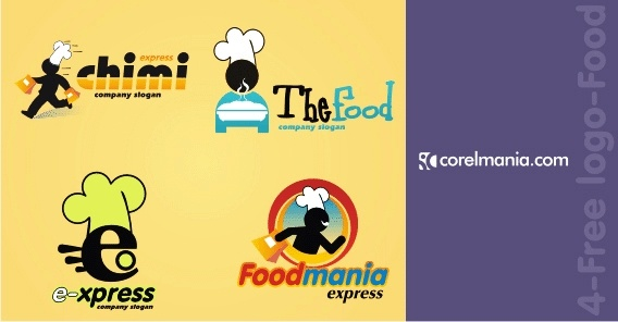 Free Logo Design FFree CDR Vectors Art