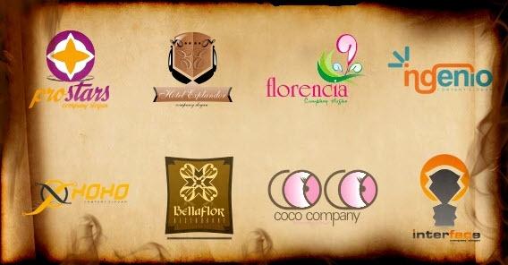 Logos 223 Free CDR Vectors Art