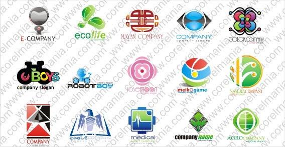 Logos 224 Free CDR Vectors Art