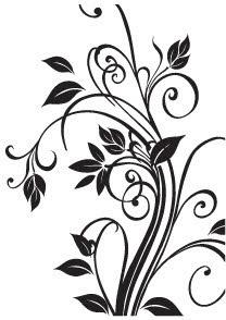 Floral Free CDR Vectors Art
