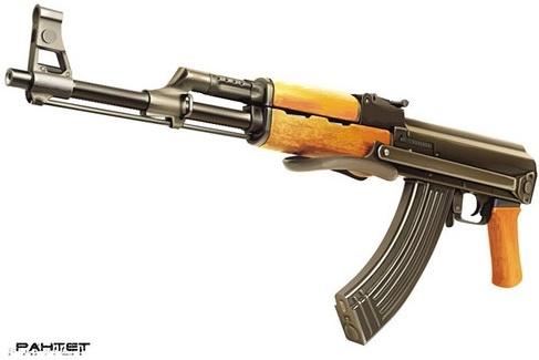 Rifle AKC Free CDR Vectors Art