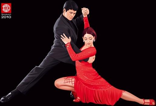 Tango Free CDR Vectors Art