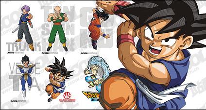 Pearl Wukong Dragon Ball characters  Free CDR Vectors Art