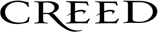 Creed:Band Logo Free CDR Vectors Art