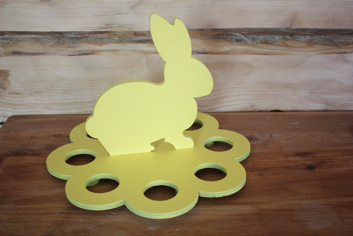 Egg Stand Laser Cut Free CDR Vectors Art