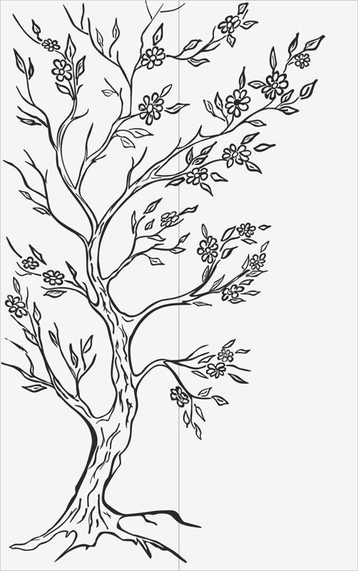 Sandblast Pattern 2239 Free CDR Vectors Art