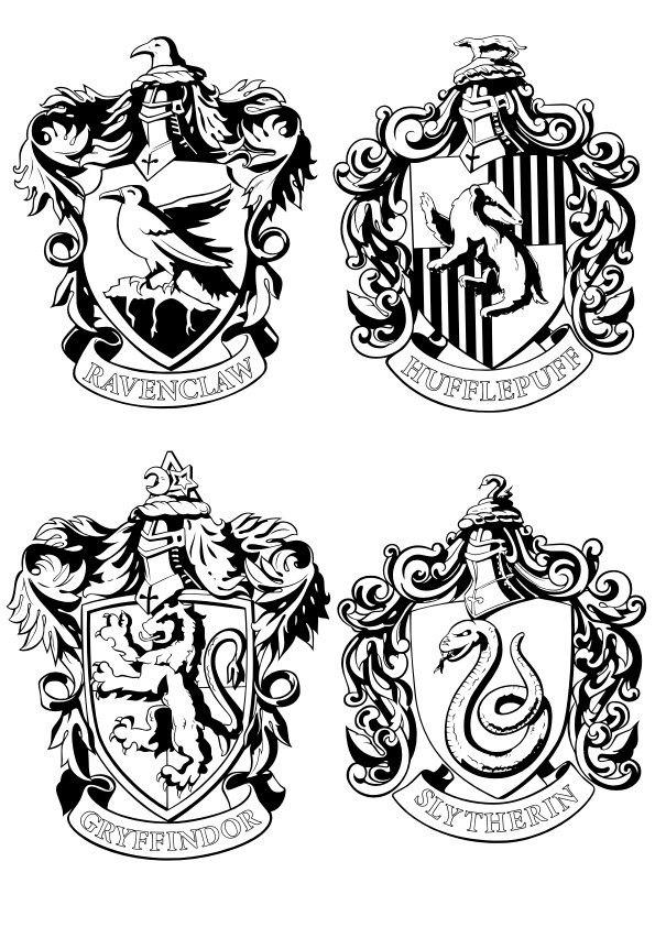 Harry Potter Free CDR Vectors Art