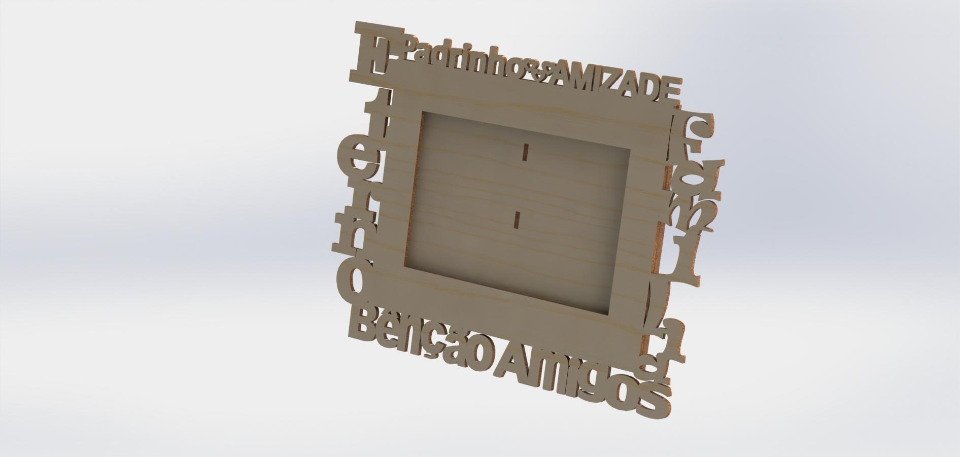 Frame Laser Cut Free CDR Vectors Art