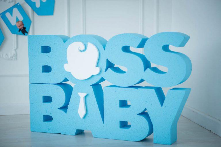 The Boss Baby Free CDR Vectors Art