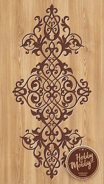 Ornament Pattern Decor Free CDR Vectors Art