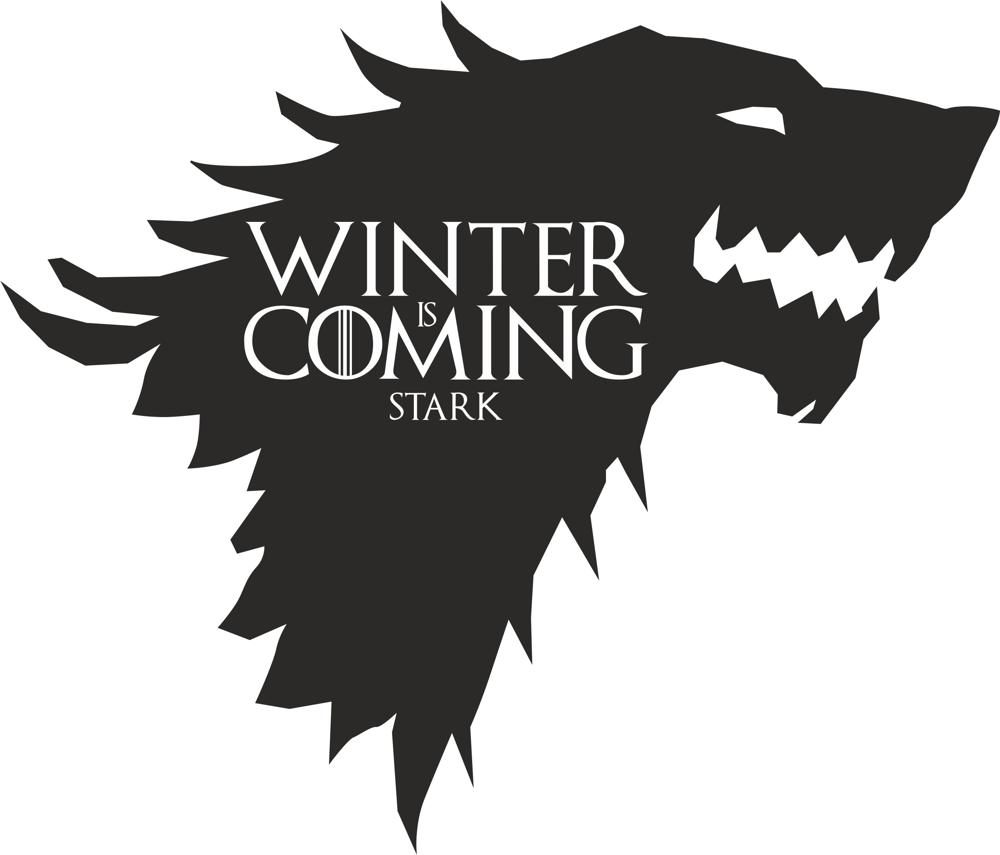 Game Of Thrones Stark Free CDR Vectors Art