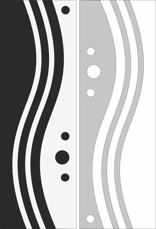 Sandblast Pattern 2234 Free CDR Vectors Art