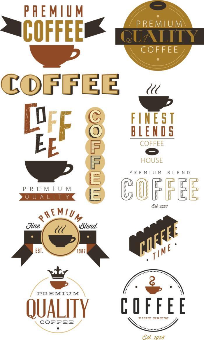 Coffee Free CDR Vectors Art