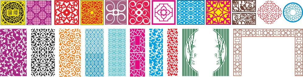 Grille Pattern Free CDR Vectors Art