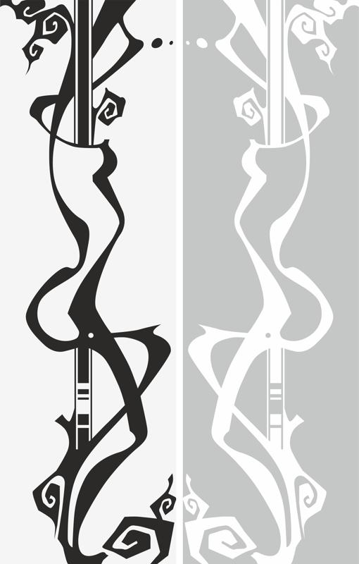 Decor Sandblast Pattern Free CDR Vectors Art