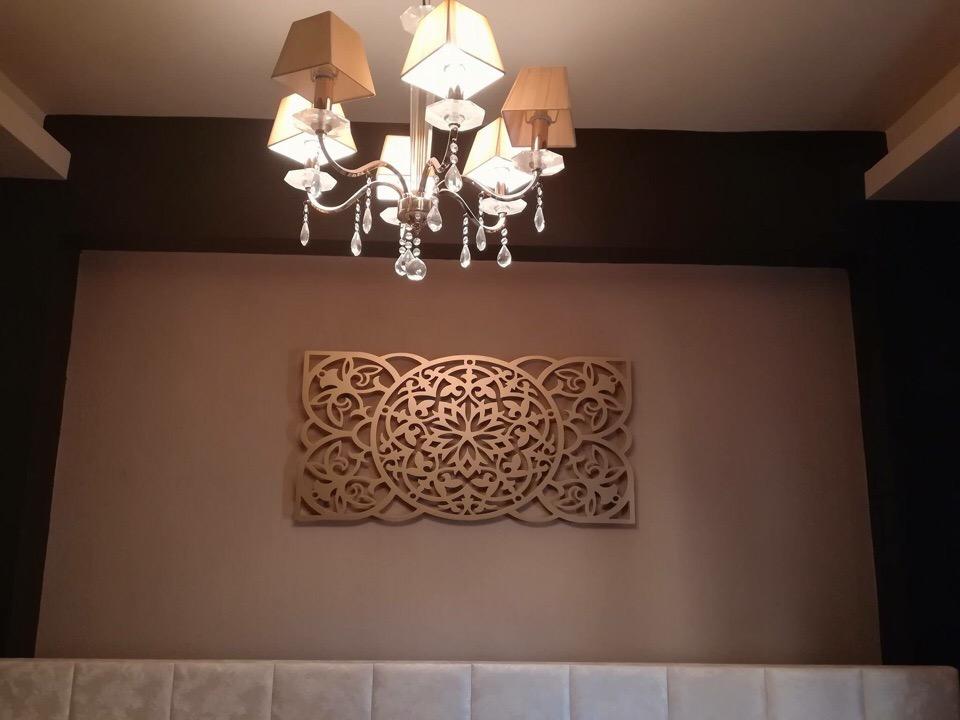 Laser Cut Wall Free CDR Vectors Art