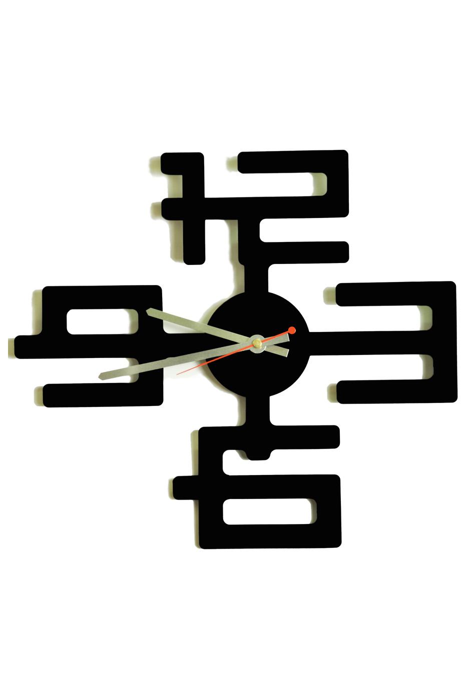 Laser Cut Interior Clock Free CDR Vectors Art