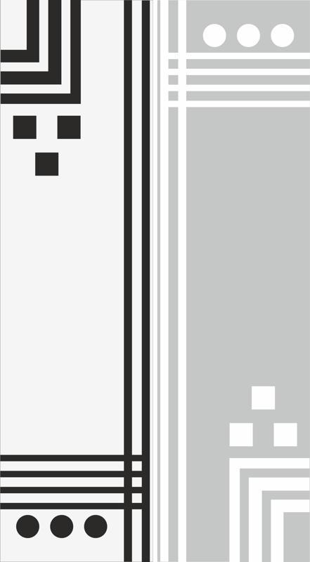 Line Art Sandblast Pattern Free CDR Vectors Art
