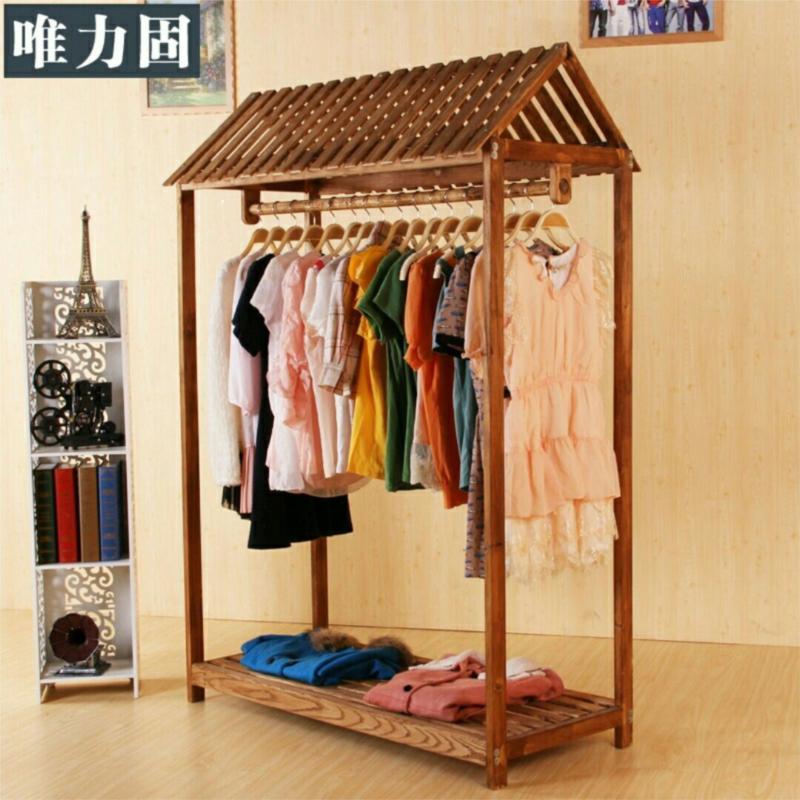 Clothes Rack Free CDR Vectors Art