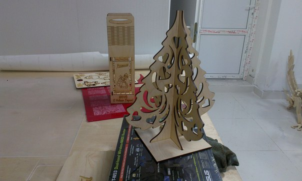Tree D3 Puzzle Free CDR Vectors Art