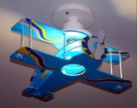 Airplane Chandelier Light Free CDR Vectors Art