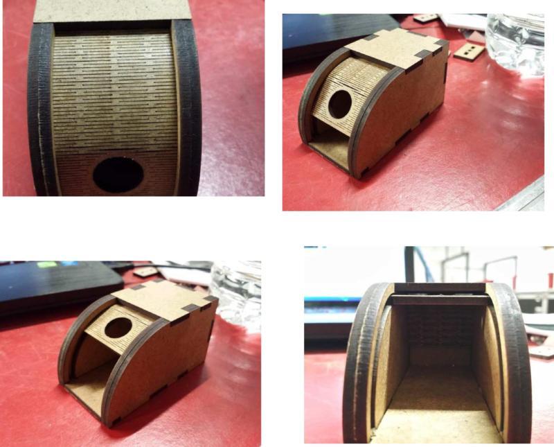 3D Puzzle Plywood Laser Cut Free CDR Vectors Art