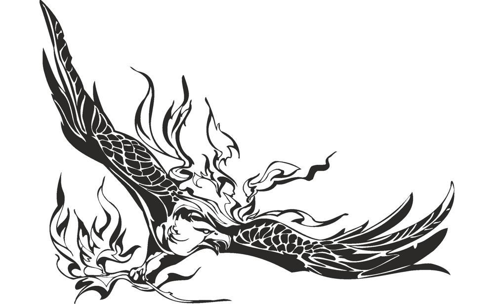 Eagle Illustration Free CDR Vectors Art