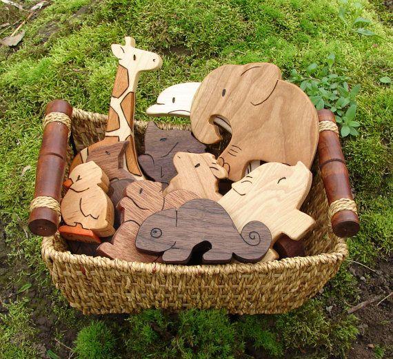Wood Toys Free CDR Vectors Art