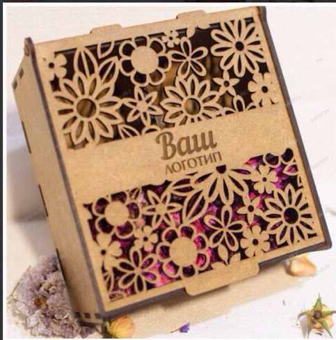 Decorative Box Laser Cutting Free CDR Vectors Art