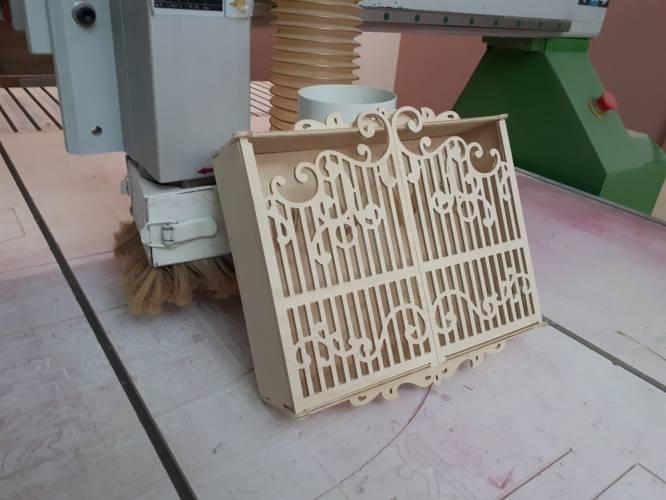 Klyuchnitsa 4mm-frez2 Mm Free CDR Vectors Art