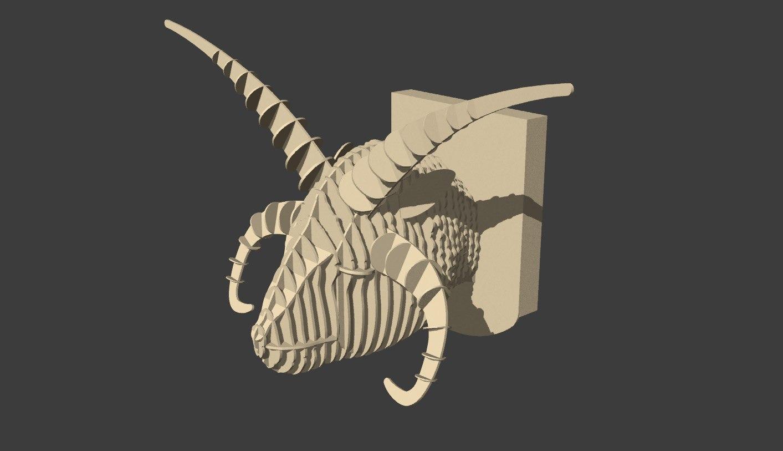 Chetyryokhrog 3D Puzzle Free CDR Vectors Art