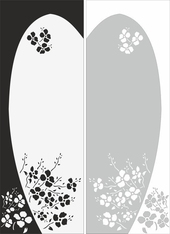 Sandblast Pattern 2243 Free CDR Vectors Art