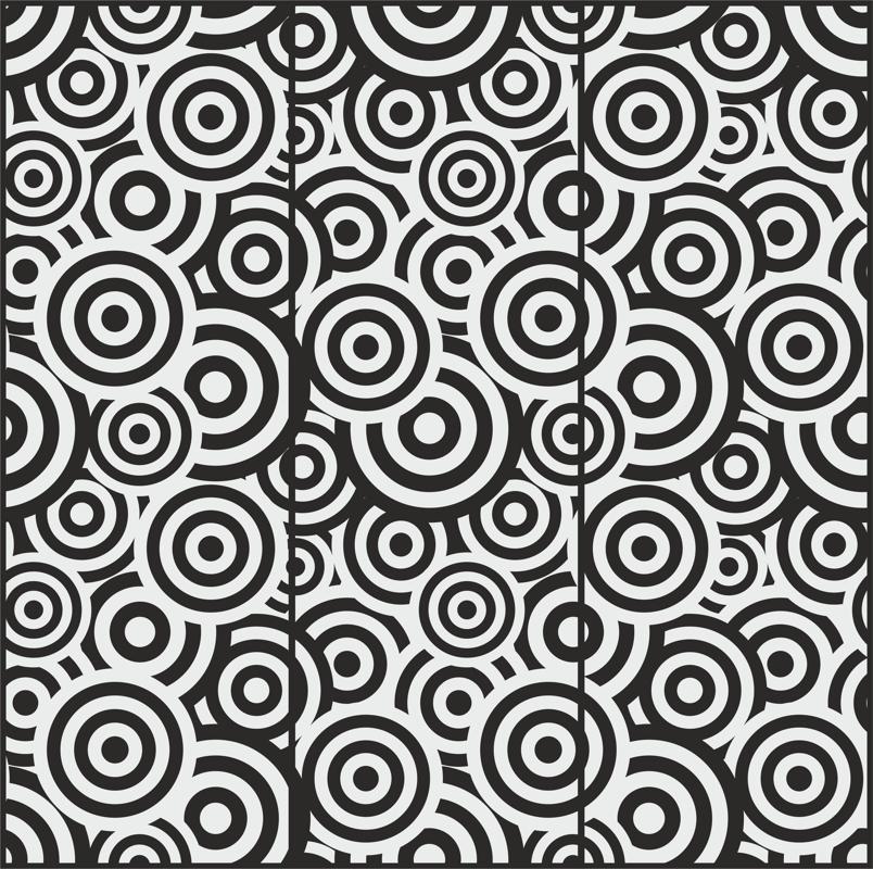 Seamless Retro Pattern Free CDR Vectors Art