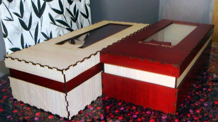 Box 15-35 Free CDR Vectors Art