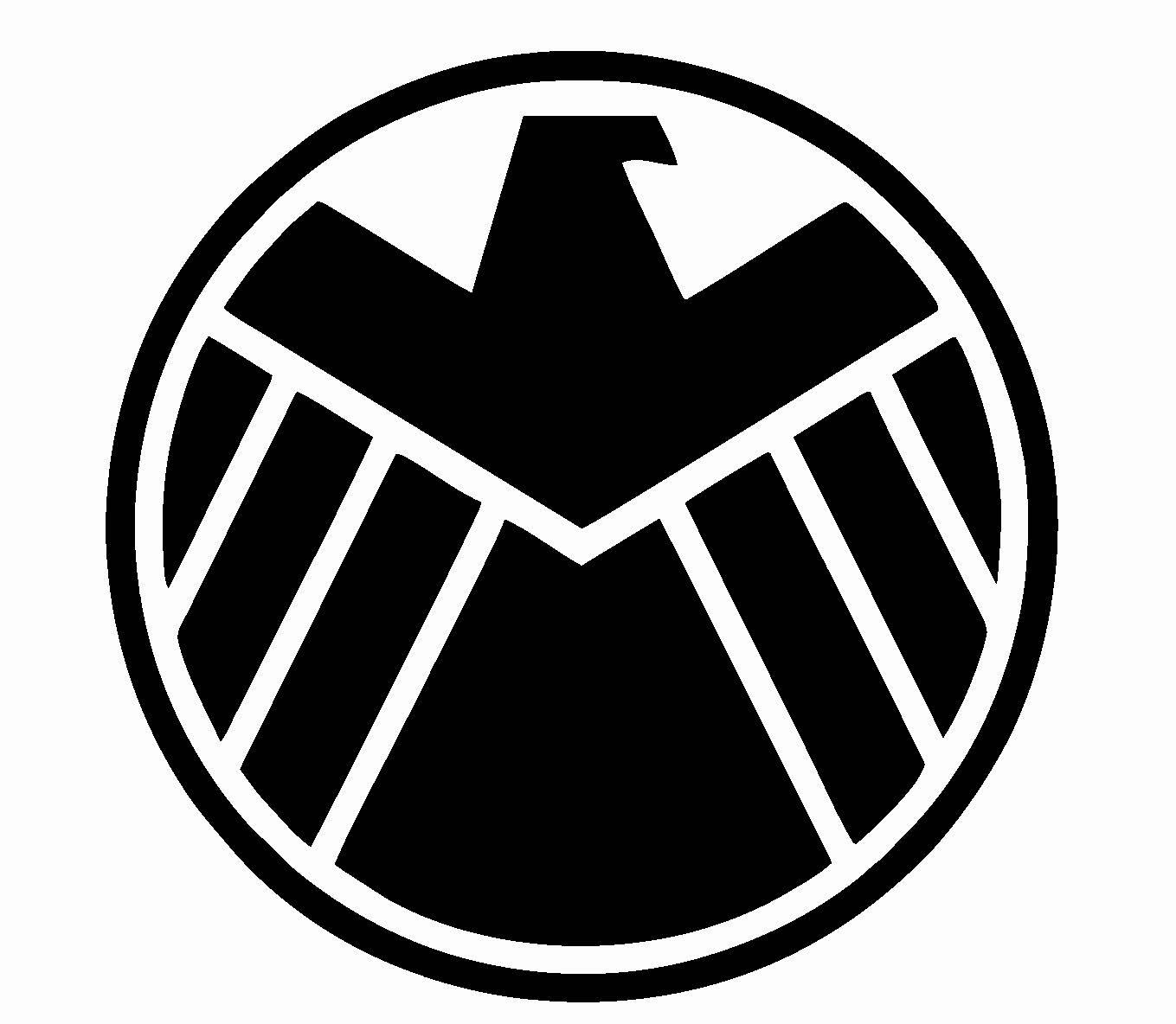 Agents of Shield Logo Free CDR Vectors Art