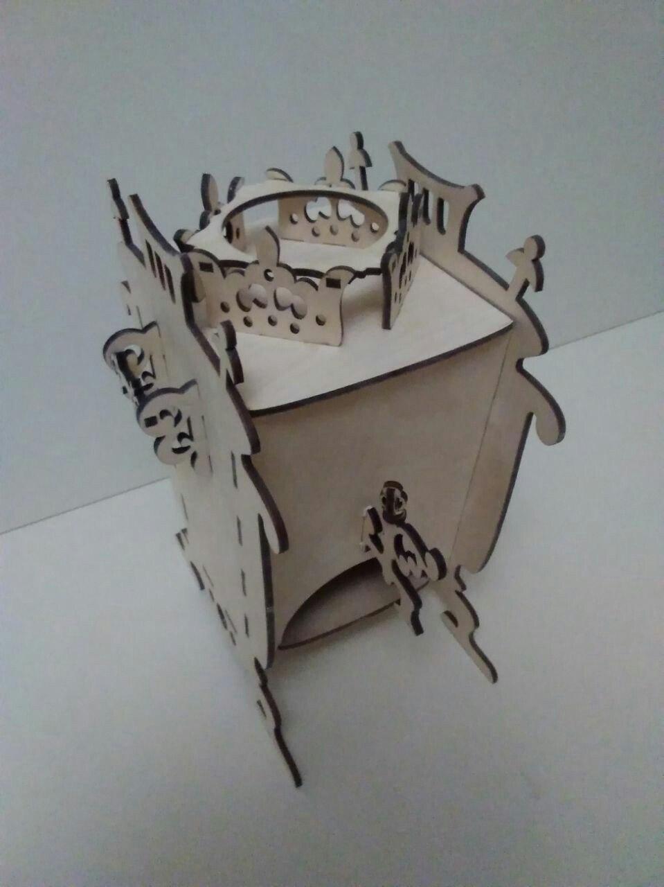 Domik Samovar Free CDR Vectors Art