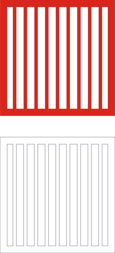 Laser Cut Seamless Panel Design D-142 Free CDR Vectors Art