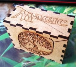 Magic Box File Download For Laser Cut Free CDR Vectors Art