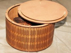 Wooden Box For Rice File Download For Laser Cut Free CDR Vectors Art