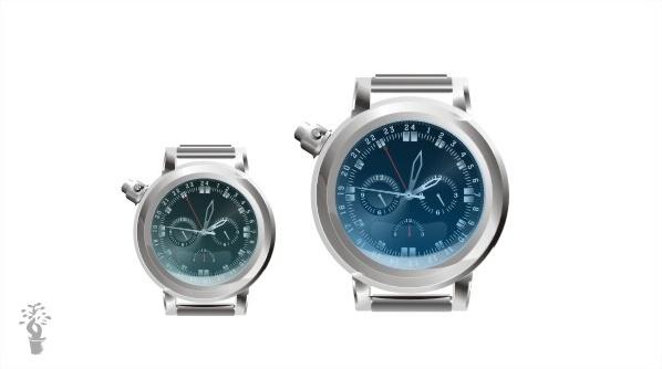 Wrist watch Free CDR Vectors Art