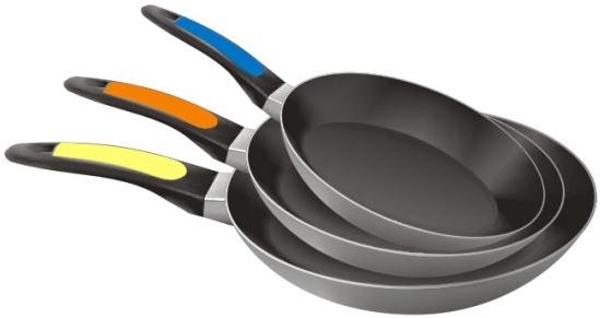 Frying Pan Free CDR Vectors Art