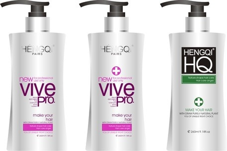 Shampoo packaging Free CDR Vectors Art