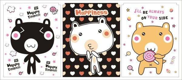 Korean cartoon Free CDR Vectors Art