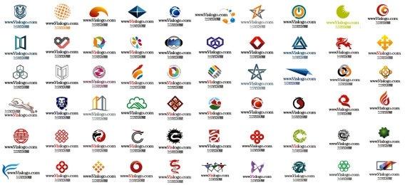 Blue dragon creative logo design Free CDR Vectors Art